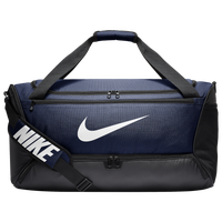 Nike Brasilia Medium Duffel - Navy
