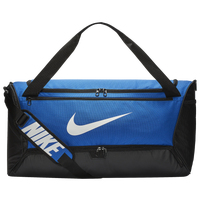 Nike Brasilia Medium Duffel - Blue