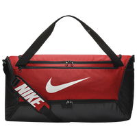 Nike Brasilia Medium Duffel - Red
