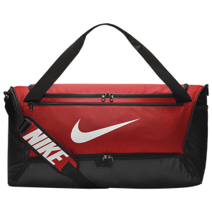 Nike Brasilia Medium Duffel - University Red