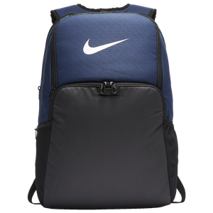 Nike Brasilia X-Large Backpack - Midnight Navy