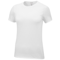 Nike Team Core SS Tee - Women's - All White / White