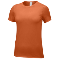 Nike Team Core SS Tee - Women's - Orange / Orange