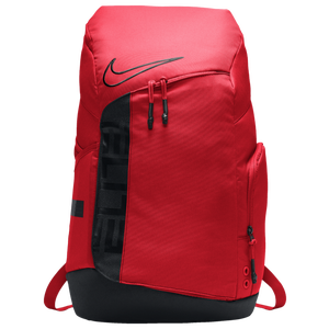 Nike Hoops Elite Pro Backpack - University Red/Black/Black