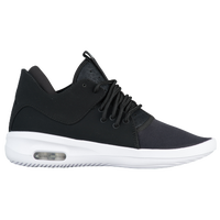 jordan aj first class boys grade school black  black