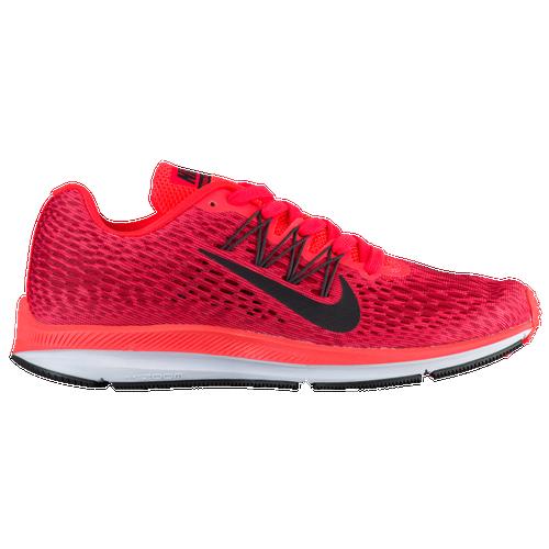 dc964915fd01b Nike Zoom Winflo 5 - Women s - Running - Shoes - Brt Crimson Oil Grey Gym  Red Football Grey