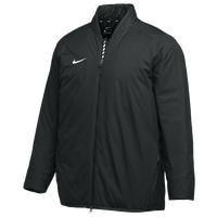 Nike Team Bomber Jacket - Men's - Black