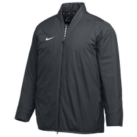 Nike Team Bomber Jacket - Men's - Grey