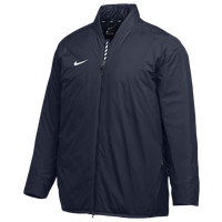 Nike Team Bomber Jacket - Men's - Navy