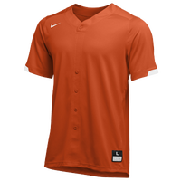 Nike Team Stock Gapper Jersey - Men's - Orange