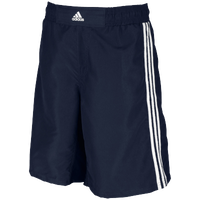 adidas Grappling Shorts - Men's - Navy / White