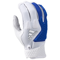 adidas EQT Guardian Batting Gloves - Men's - White / Blue