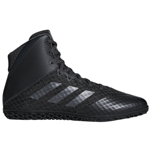 adidas Mat Wizard 4 - Men's - Carbon/Black