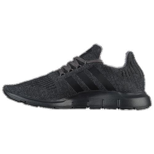 9b4462a0e29 adidas Originals Swift Run - Men s - Casual - Shoes - Grey Black Black