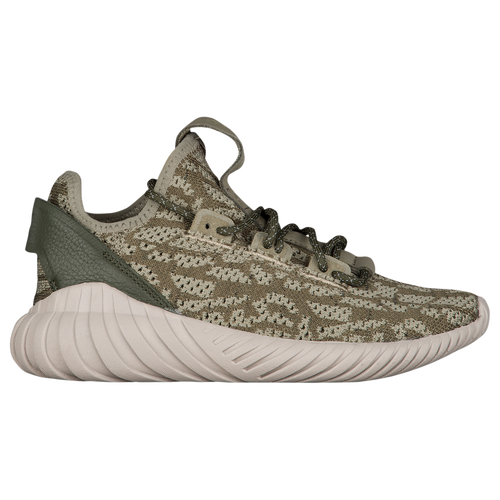 04de789661f3fc adidas Originals Tubular Doom Sock Primeknit - Boys  Grade School - adidas  Originals - Casual - Sesame Clear Brown Crystal White