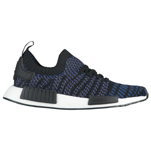 b581f54bf adidas Originals NMD R1 STLT Primeknit - Women s - Casual - Shoes -  Black Ash Pink Noble Indigo
