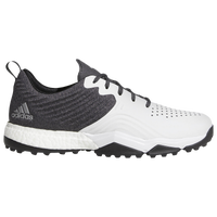 adidas Adipower 4orged S Golf Shoes - Men's - White / Black