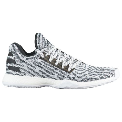 adidas harden ls mens white  black