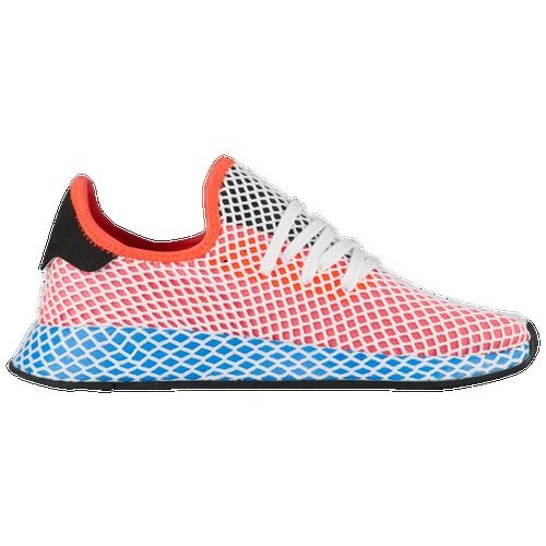 78bceef86 adidas Originals Deerupt Runner - Women s - Casual - Shoes - Linen Black