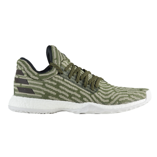 adidas Harden LS - Men\u0027s - Olive Green / Grey