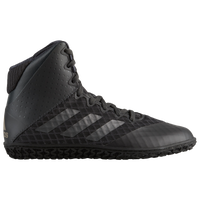 adidas Mat Wizard 4 - Boys' Grade School - Black / Grey