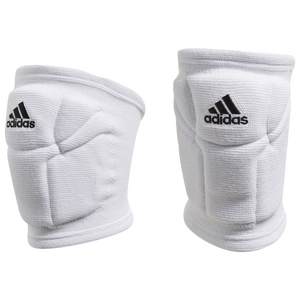 adidas Elite Knee Pads - White