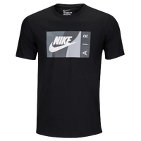 Nike Graphic T-Shirt - Men's Casual - Black AH6958
