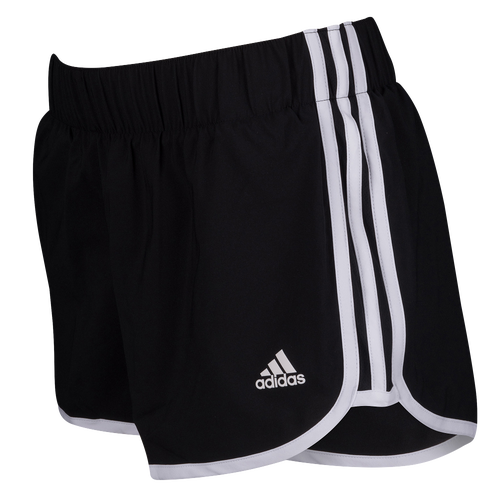 adidas M10 Shorts - Women's - Running - Clothing - Black