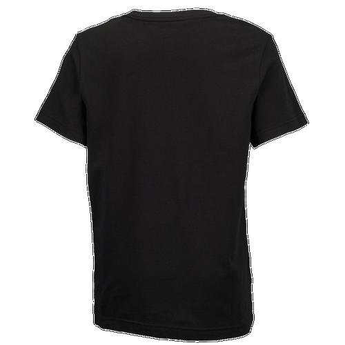 adidas Originals Trefoil Logo T-Shirt - Boys' Grade School - Casual -  Clothing - Black/White