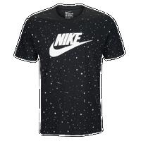 b37e7dd02d Nike Graphic T-Shirt - Men s - Casual - Clothing - White Black Orange