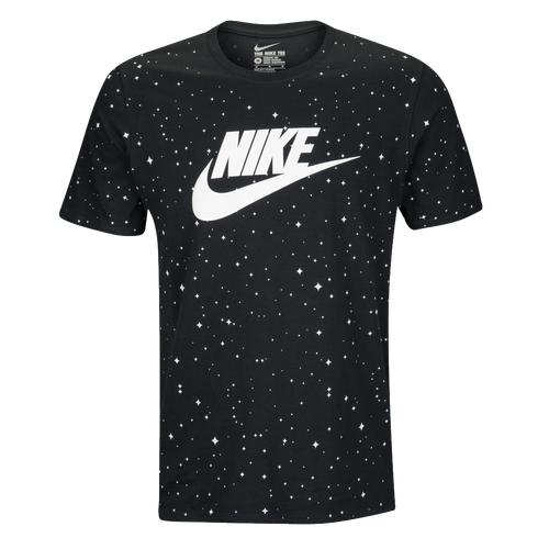 Nike Graphic T-Shirt - Men s - Casual - Clothing - Black Gold Reflective 298600571c984