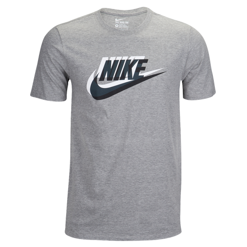 c4b78be2 Nike Graphic T-Shirt - Men's - Casual - Clothing - Dark Grey Heather ...