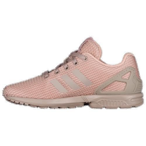 213d5ff3e21ed adidas Originals ZX Flux - Girls  Grade School - Casual - Shoes - Vapour  Pink Vapour Grey Vapour Grey