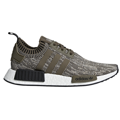 8b6e6e1b1 adidas Originals NMD R1 Primeknit - Men s - Running - Shoes -  Sesame Branch Black