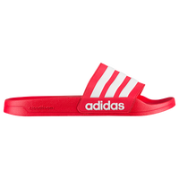 finest selection da5f3 7b953 adidas Adilette CF - Mens - Red  White
