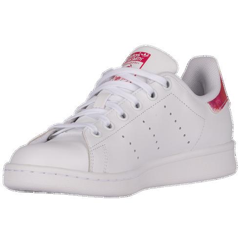 adidas Originals Stan Smith - Girls u0027 Grade School - White   Pink b5803d709