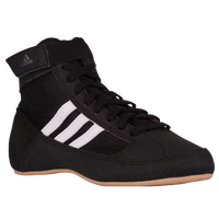 adidas HVC 2 Laced - Boys' Grade School - Black / White