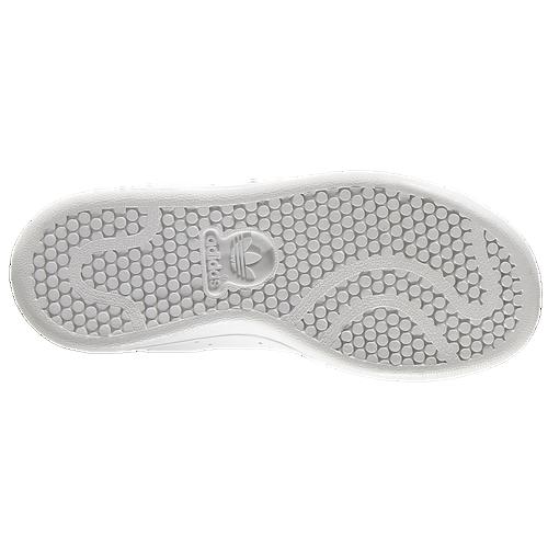 20dece0a1 adidas Originals Stan Smith - Girls u0027 Preschool - White   Silver