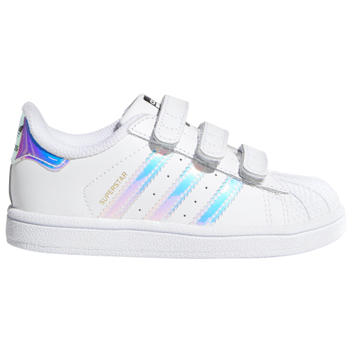 adidas Originals Superstar - Girls\u0027 Toddler - Basketball - Girls\u0027 Toddler -  Casual Basketball Sneakers - adidas Originals - Casual - Shoes -  White/Light ...