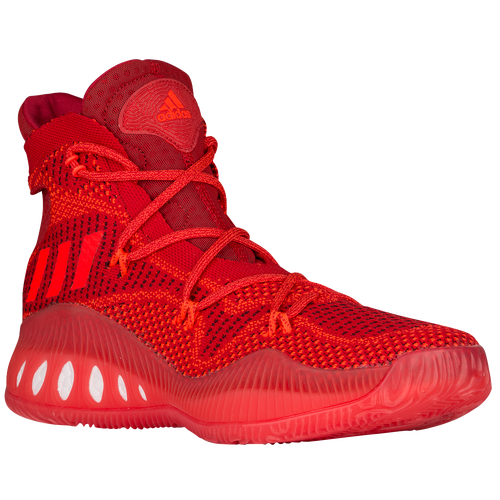 ... adidas crazy explosive mens basketball shoes usa red scarlet black b819186ee772