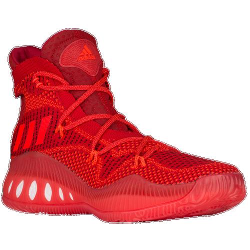 adidas Crazy Explosive - Men's - Basketball - Shoes - USA - Red/Scarlet/ Black
