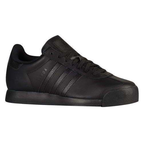 adidas Originals Samoa - Men\u0027s - All Black / Black