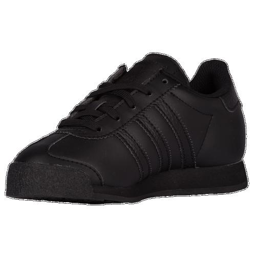 adidas Originals Samoa - Boys  Preschool - Training - Shoes - Black ... 1cba8705ec7