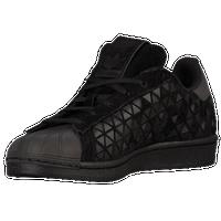 5c1ac131e3d adidas Originals Superstar - Boys  Grade School - All Black   Black
