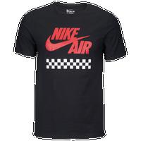 Nike Graphic T-Shirt - Men's - Black / Red