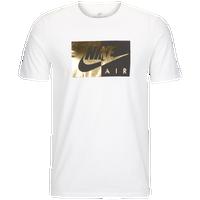709fed1c57 Nike Graphic T-Shirt - Men s - White   Gold