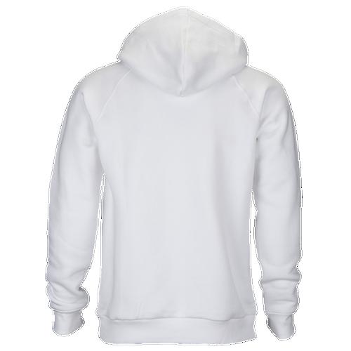 adidas Originals Trefoil Hoodie - Men s - Casual - Clothing - White ... 9e75df6f15fb