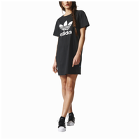 c762aea67429 adidas Originals Trefoil T-Shirt Dress - Women s - Black   White