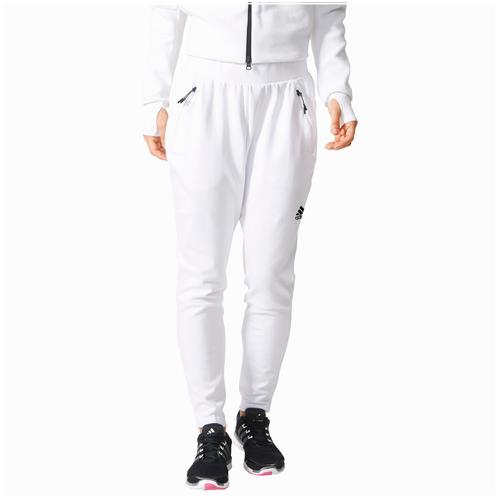 adidas Z.N.E. Pants - Women's Casual - White AZ1818