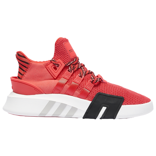 dd85c43f97a adidas Originals EQT Basketball ADV - Men s - Casual - Shoes - Real Coral  White Black